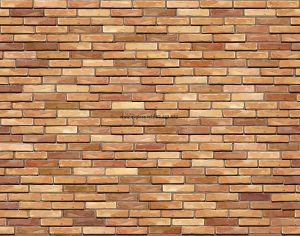 Brick wall seamless Vector illustration background - texture pat